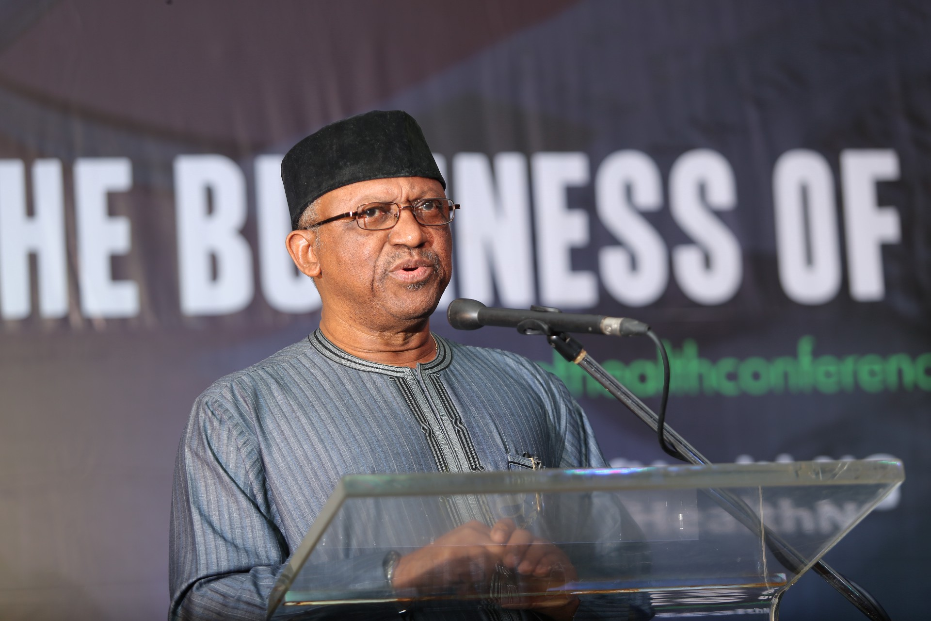 Dr Osagie Ehanire: A new captain for Nigeria's health sector | by ...