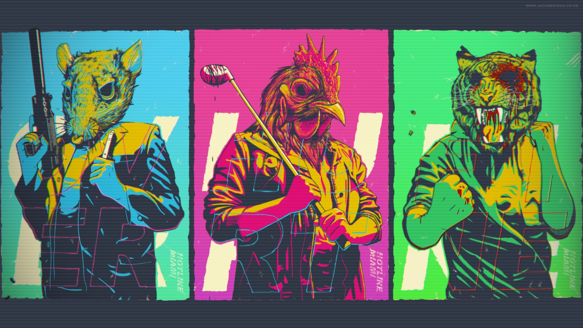 Lets Talk About Hotline Miami The Games And Its Amazing
