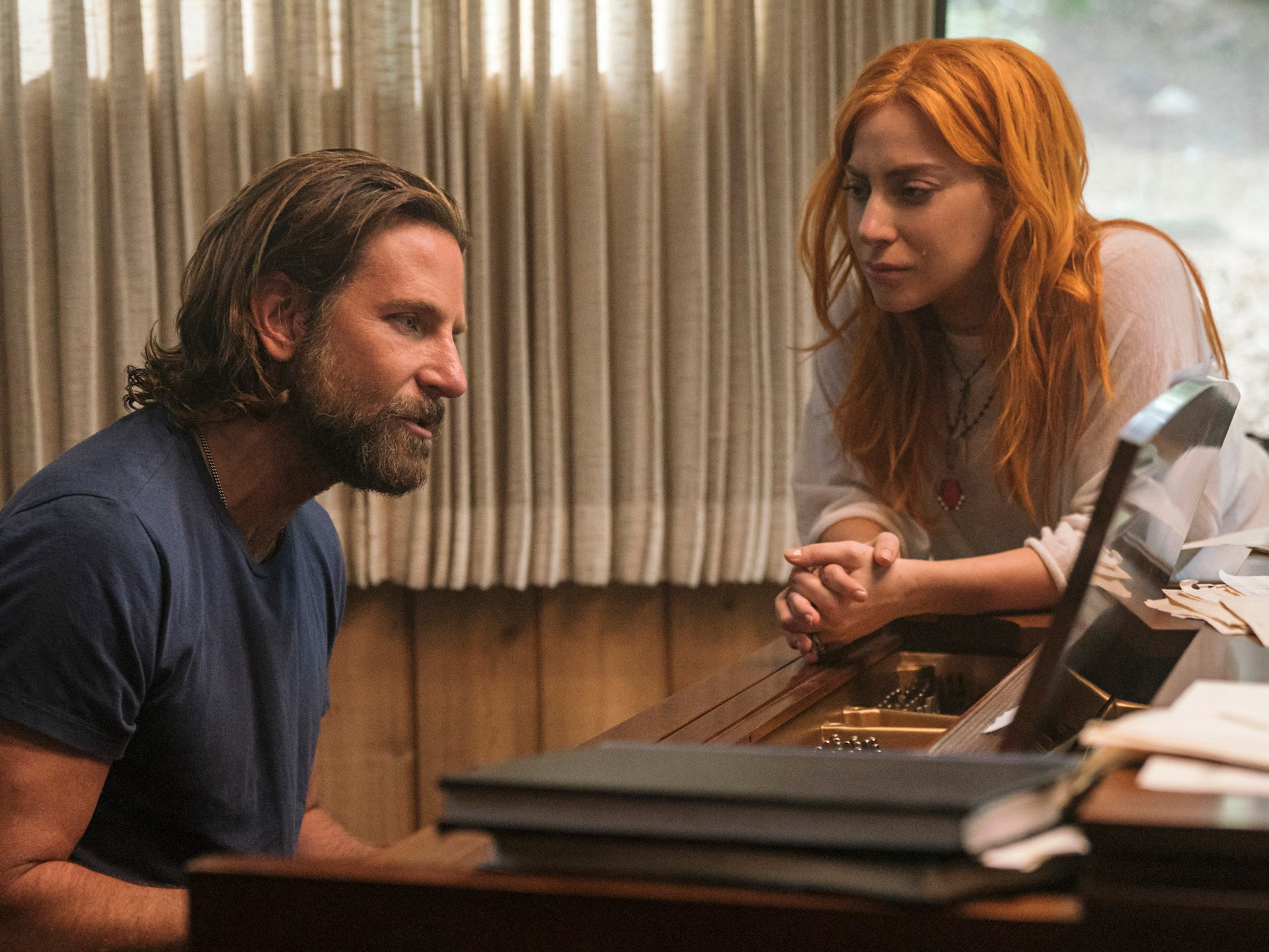 """MOVIE REVIEW: """"A Star is Born"""". """"A STAR IS BORN"""" 