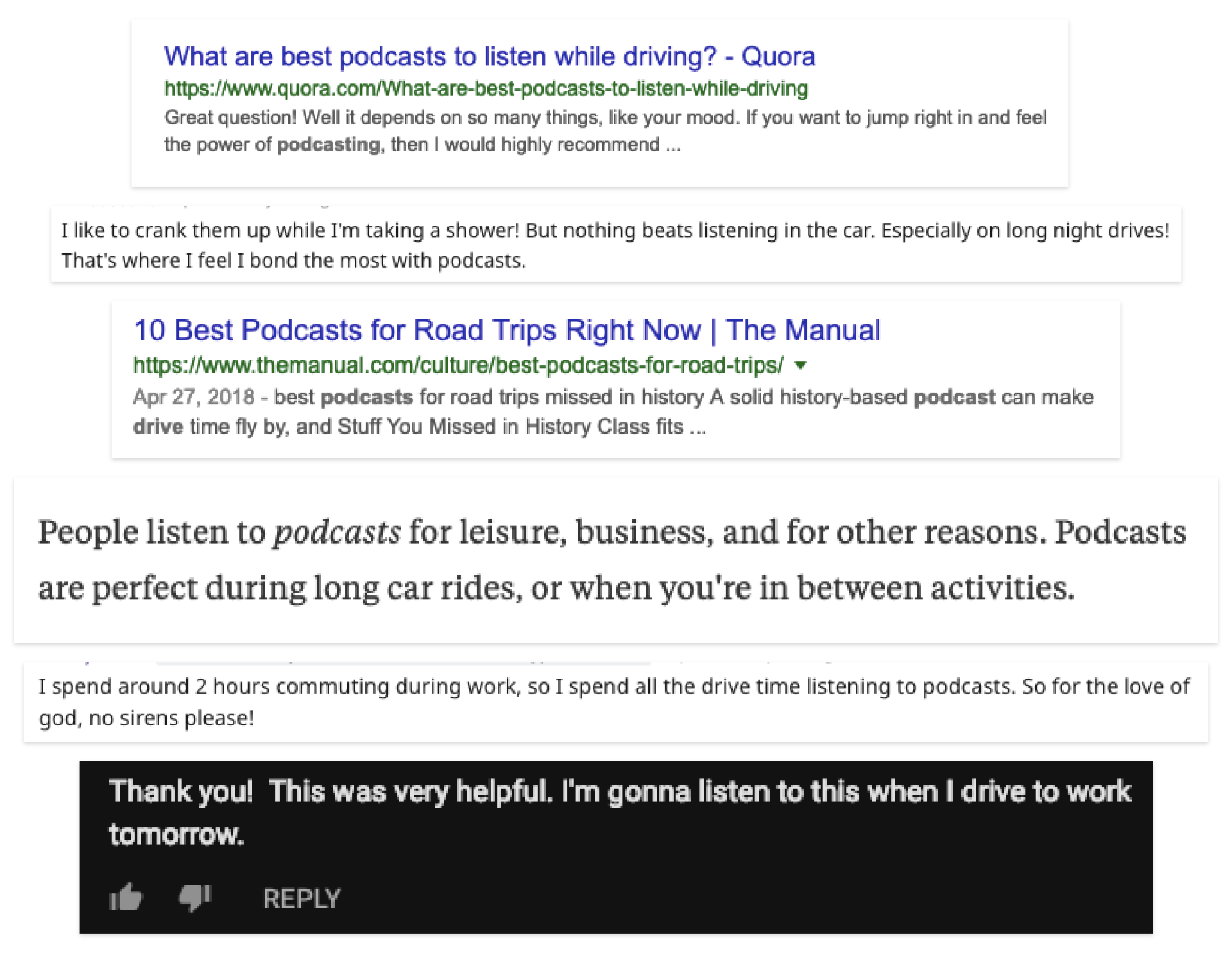 How a 5 Minute Daily Podcast Increased My Productivity 2X