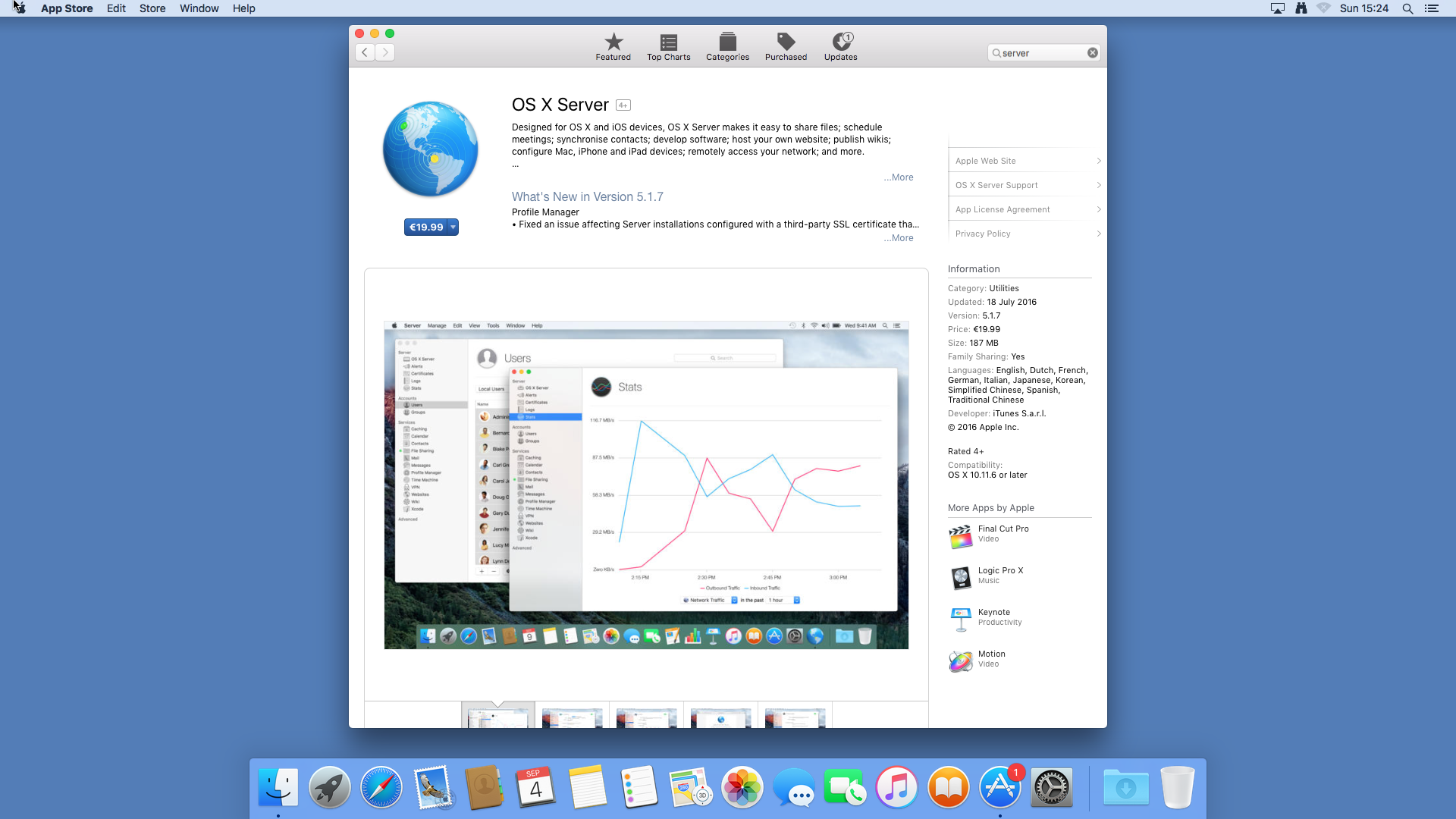 Managing your mobile devices in the cloud using Apple's own