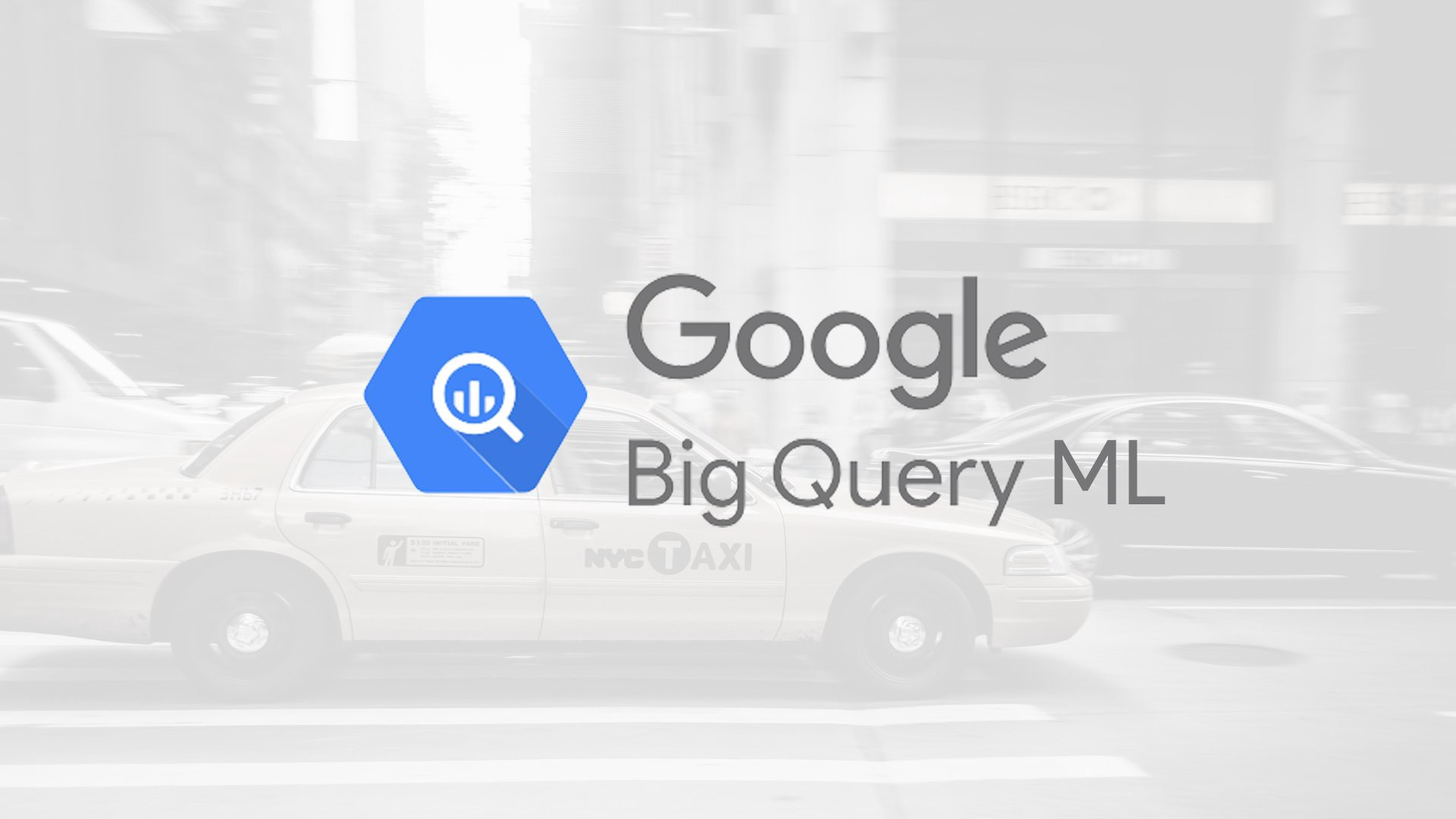 Introduction to BigQuery ML - Towards Data Science