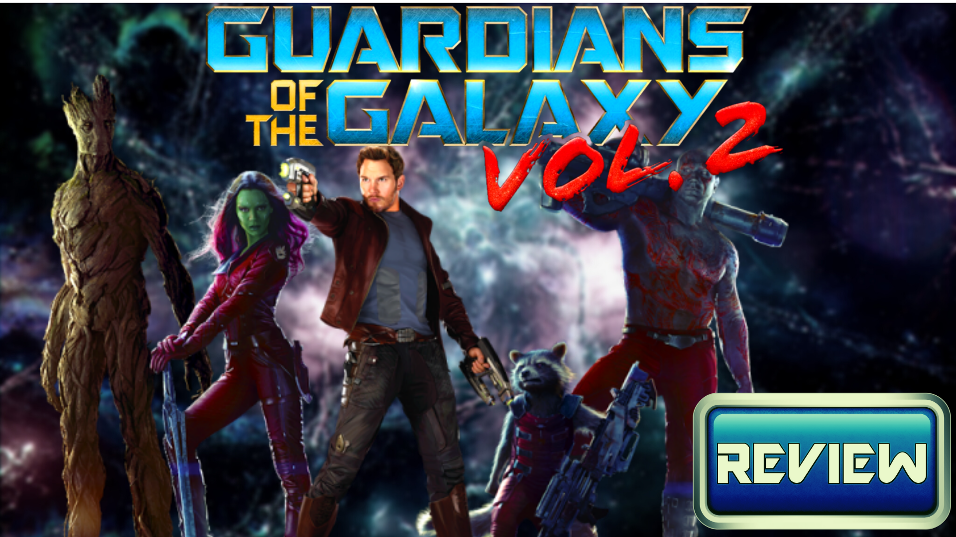 Guardians Of The Galaxy Vol 2 2017 Mini Review The Analytic Critic By Kyle Wiseman Marvel Cinematic Universe Reviews Medium