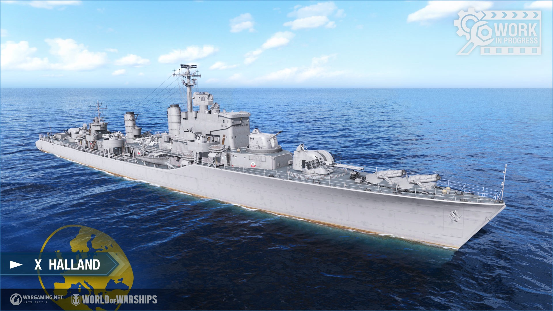 St European Destroyers A Researchable European Tier I Cruiser By Devblog Wows Medium