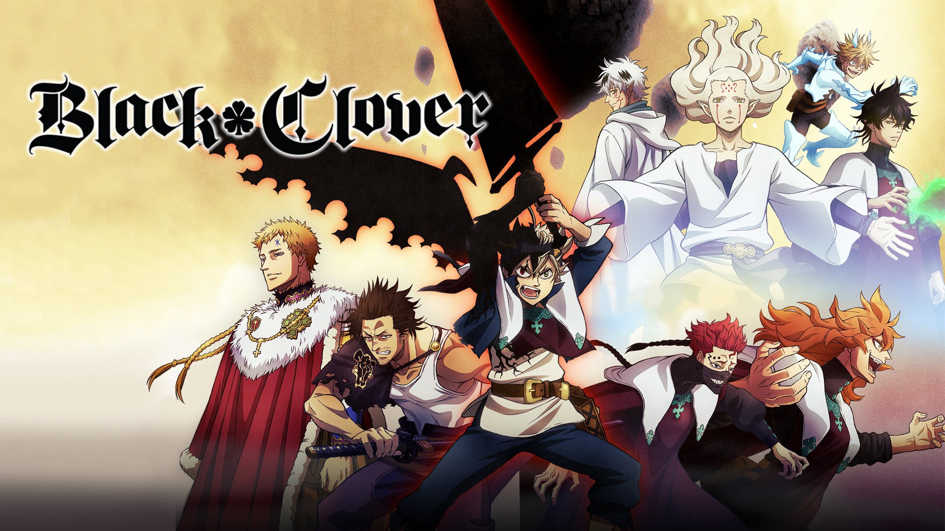 Black Clover Season 1 Episode 109 Spatial Mage Brothers