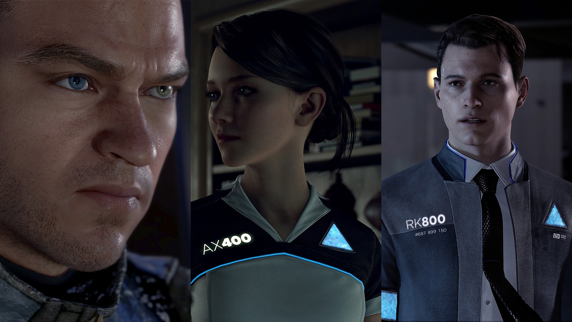 Detroit Become Human Is A Dissection Of The Political Spectrum