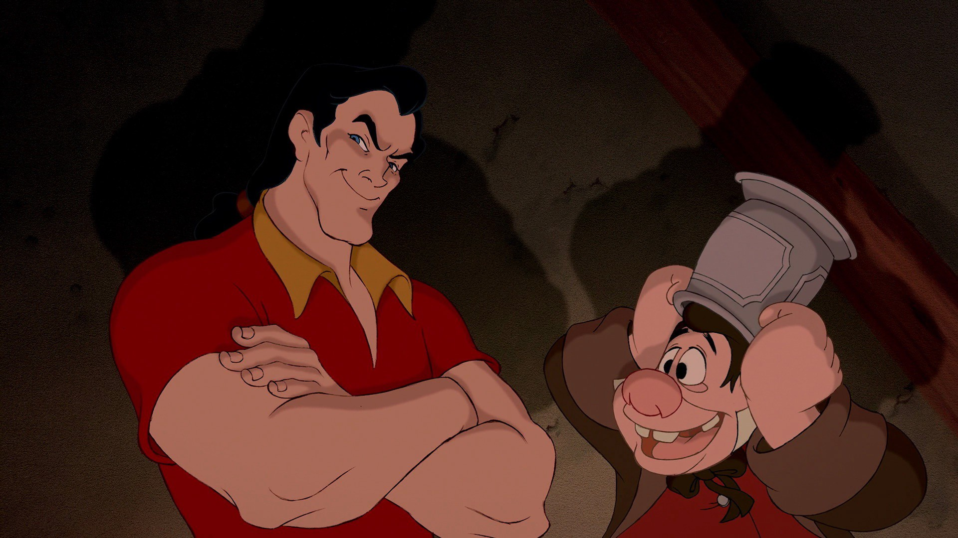 Does The Mob Song From Beauty And The Beast Prove That Gaston Is The Best Disney Villain By Brett Seegmiller Cinenation Medium