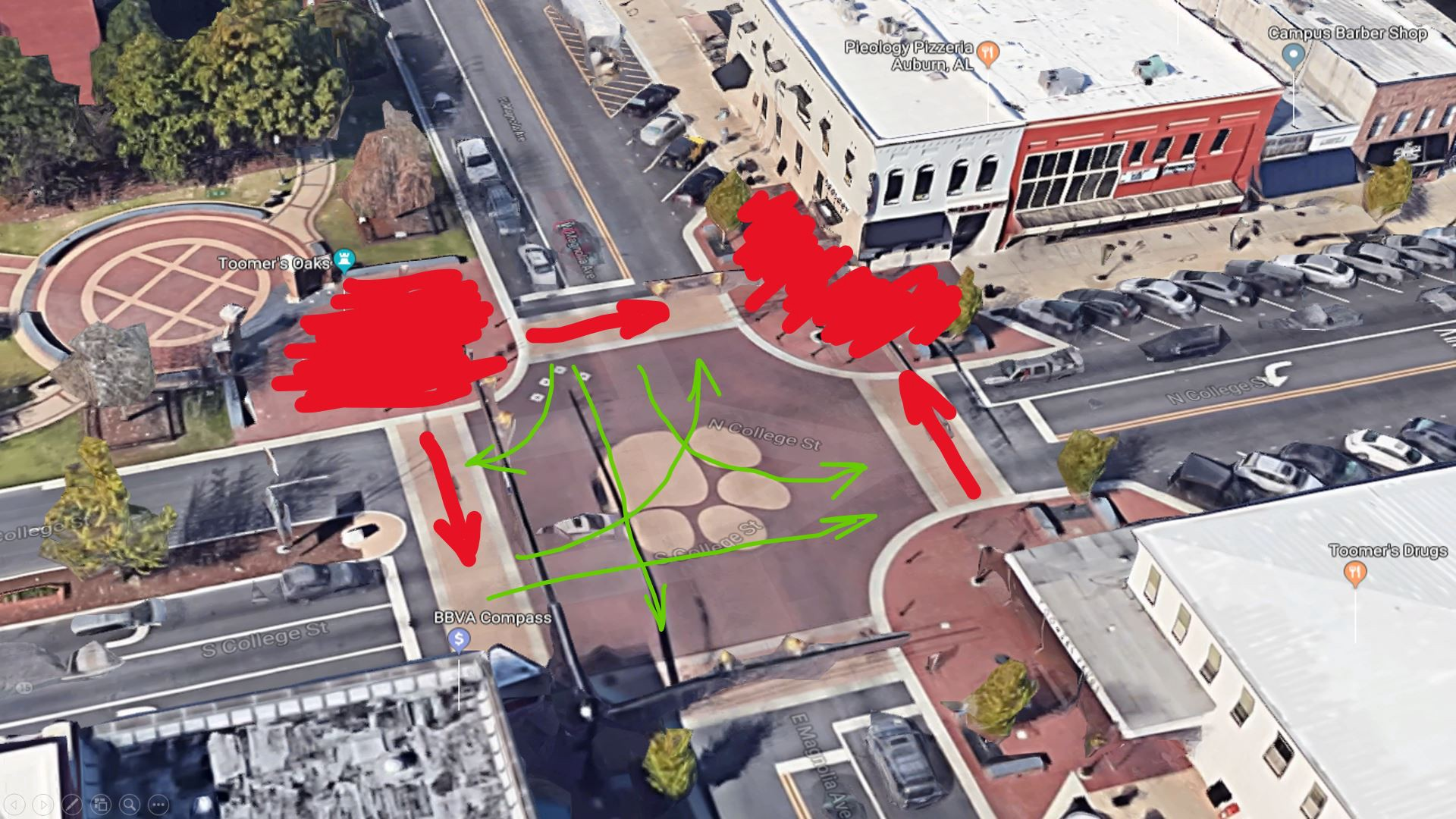 Location ytics: Exploring Foot Traffic at Your New ... on google traffic map boston, google maps sidewalk view, google india map with city, google live traffic, google maps bird's eye view, google maps street view, google maps map view, google traffic data, google maps terrain view,