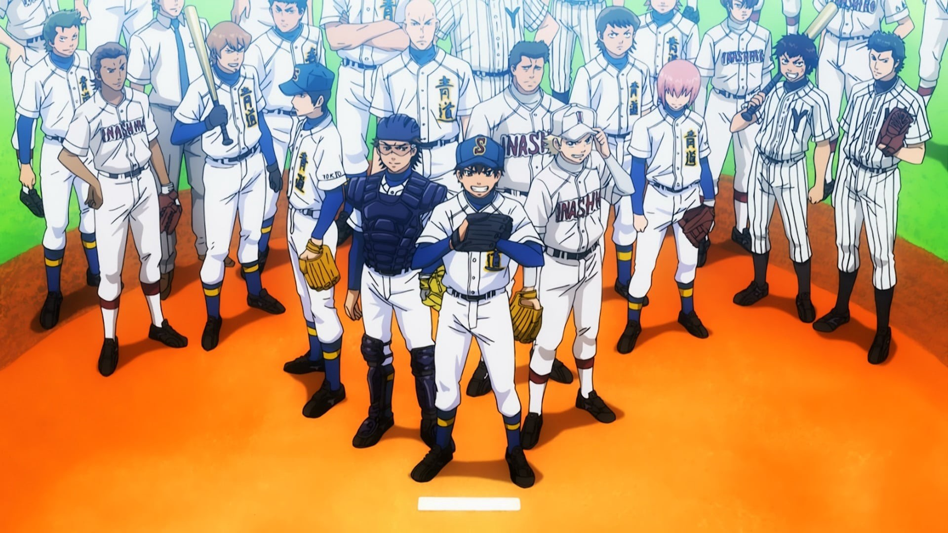 Watch Ace Of Diamond Season 3 Episode 17 Episode 17