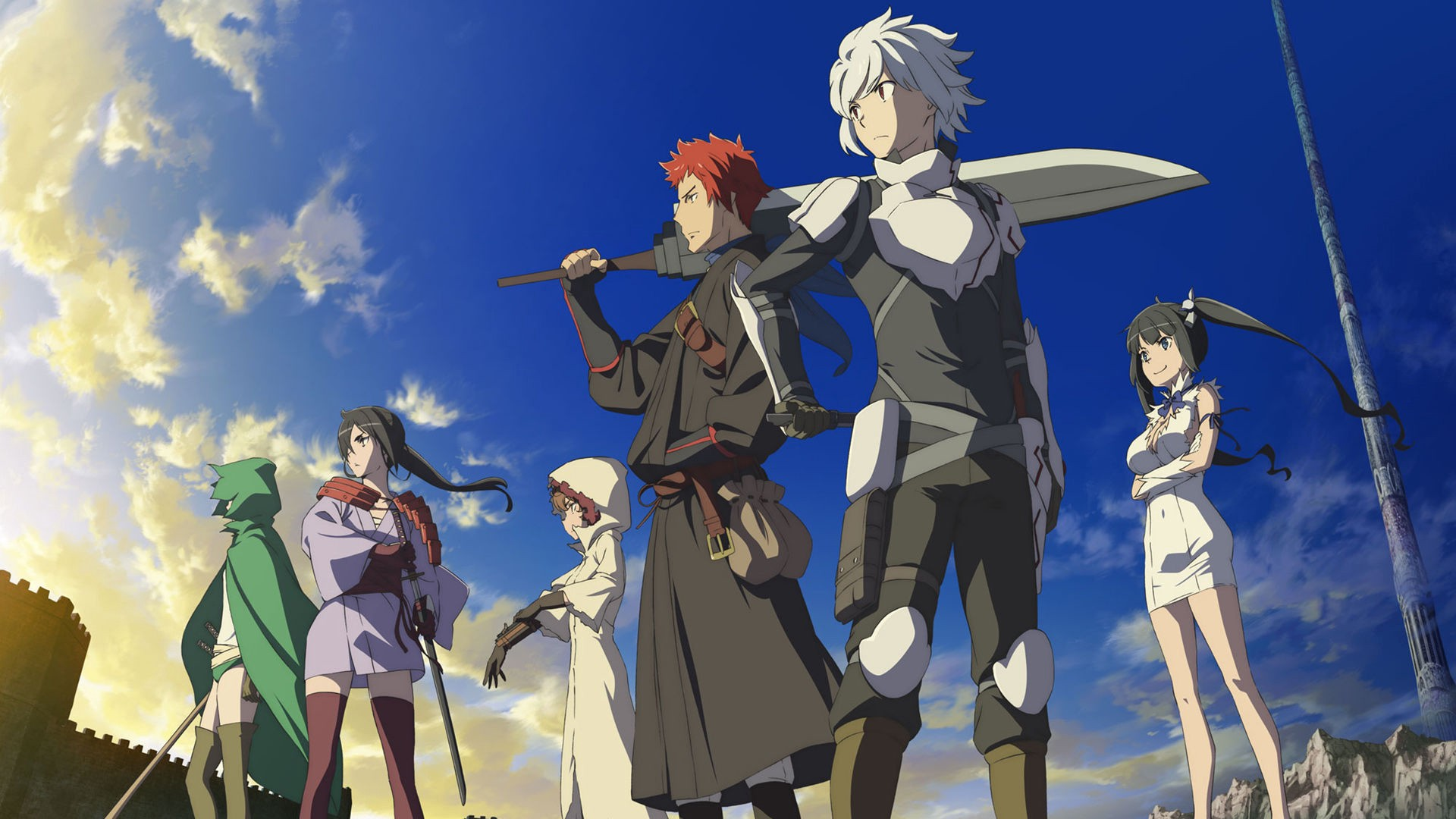 DanMachi S3 — Episode 1 [ENGSUB] Is It Wrong to Try to Pick Up Girls in a Dungeon? S3 | by Vjeran Marušić | DanMachi S3 Premiere 2020 | Oct, 2020 | Medium