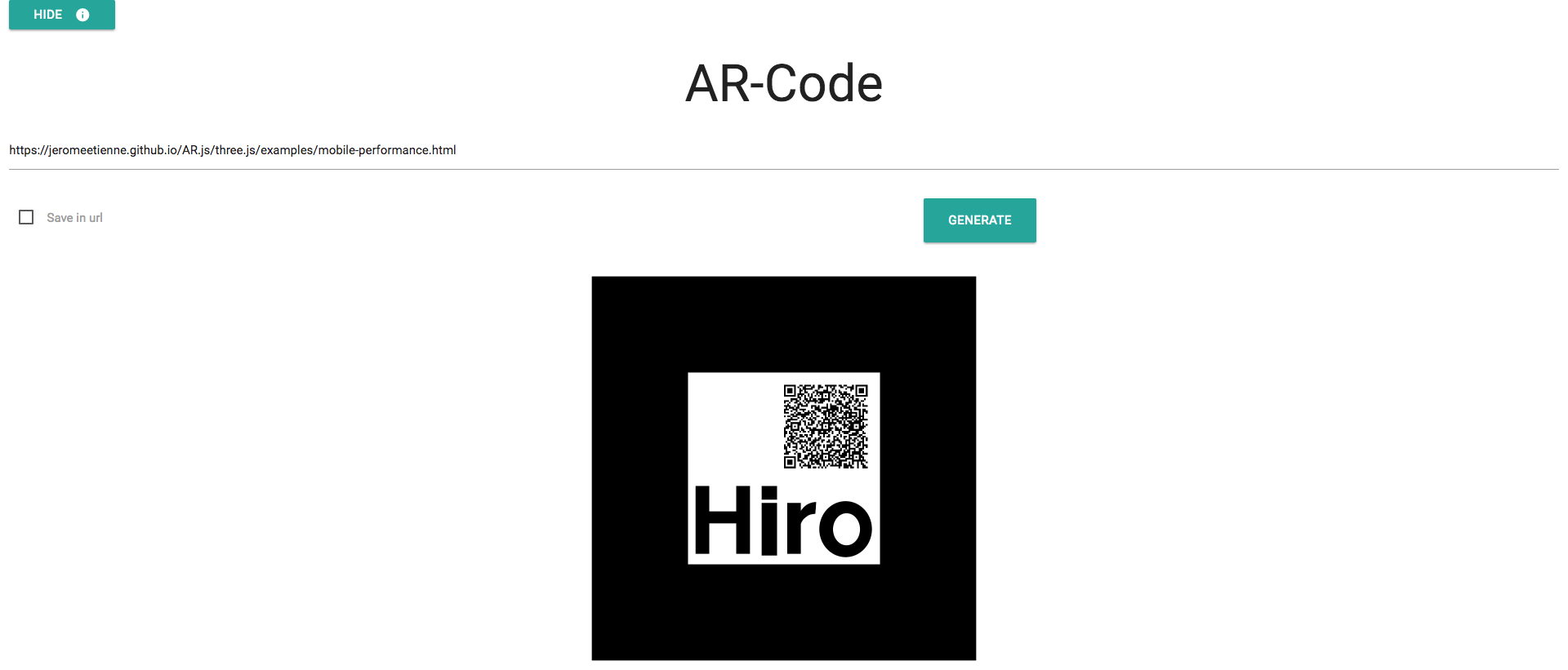 AR-Code:a Fast Path to Augmented Reality - ARjs - Medium