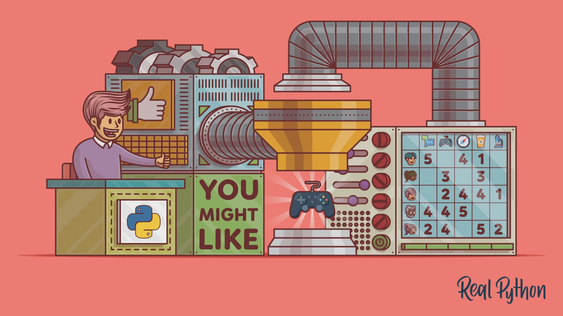 Recommender Systems with Python — Part I: Content-Based