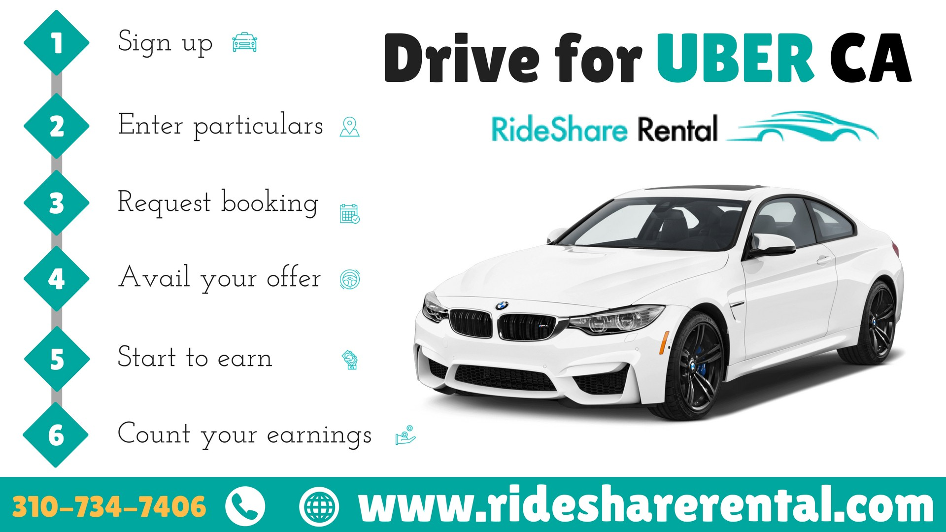 Lyft Car Rental >> Rent A Car To Drive For Uber And Lyft Rideshare Rental