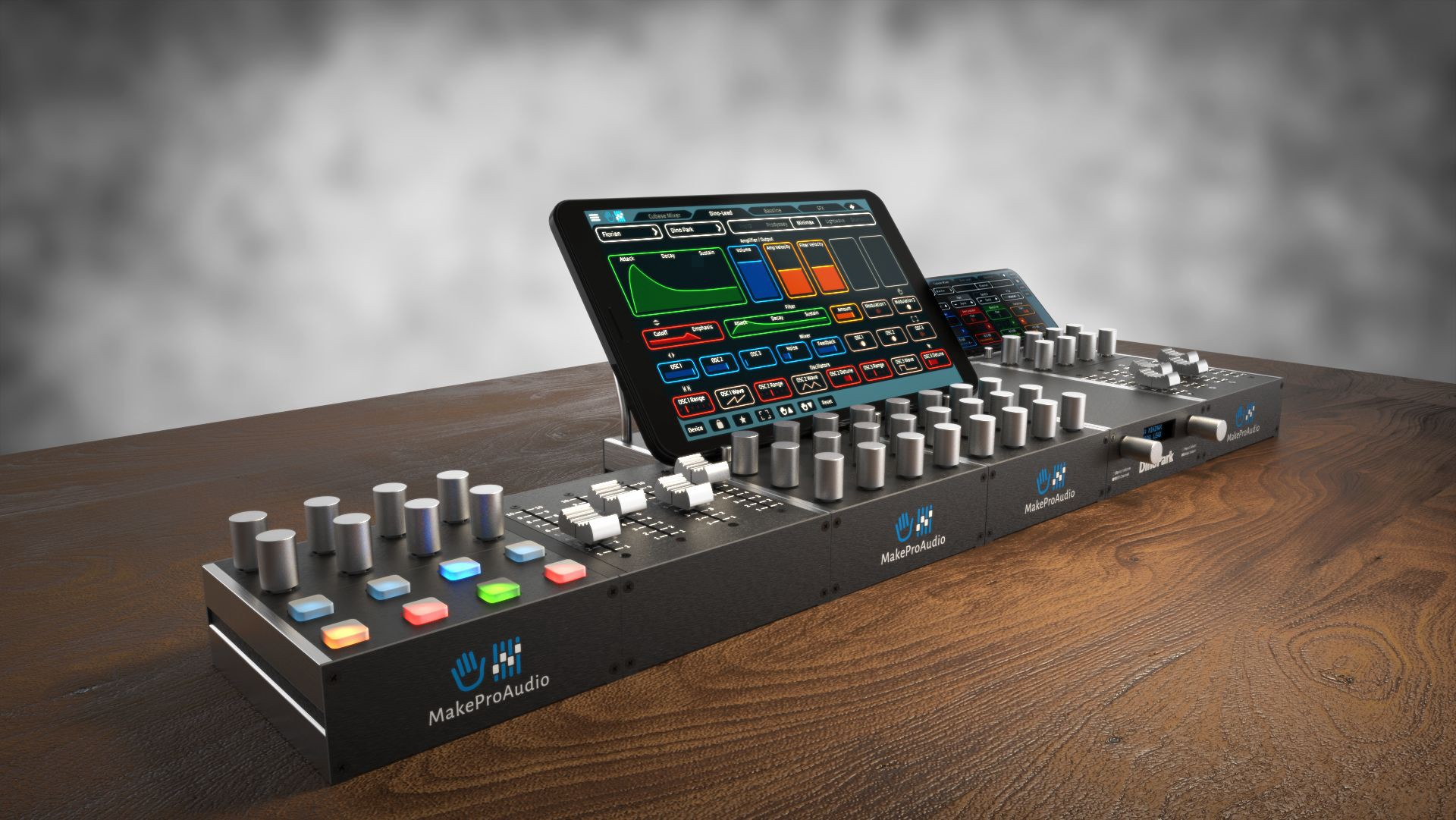 MakeProAudio Set to Release Pro Audio DIY Kit for the
