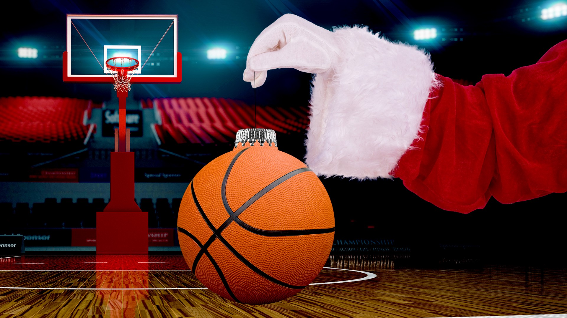 Dear Family I M Spending Christmas Day With The Nba By Event Tickets Center Medium