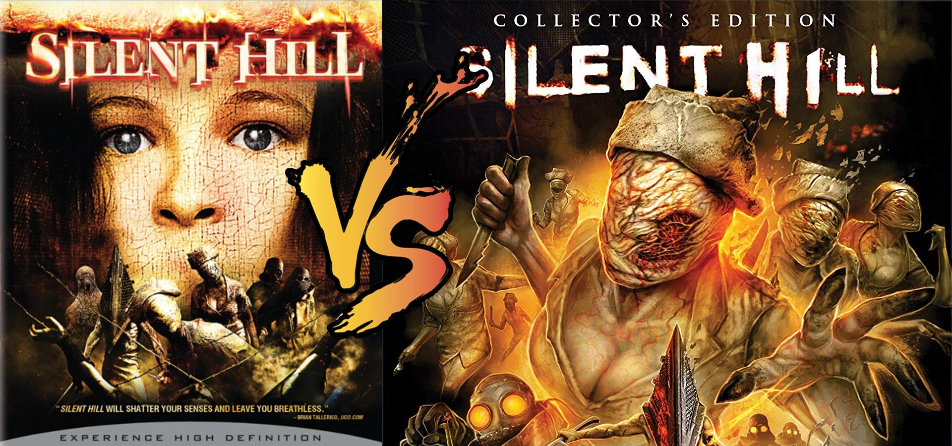 Silent Hill Screen Comparisons Scream Factory Blows Away Sony S