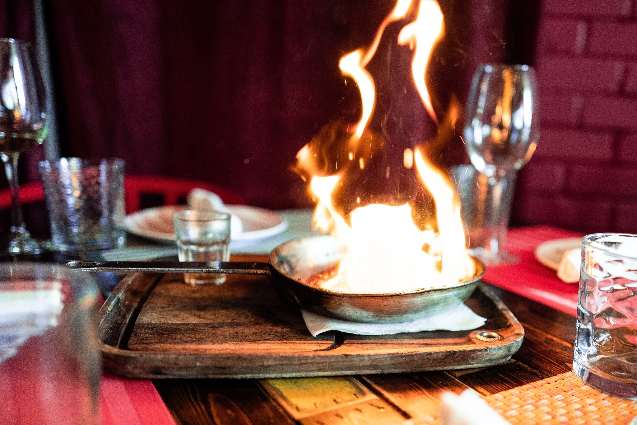 The Enchanted Wine Bar Where Regulars Can Throw Plates