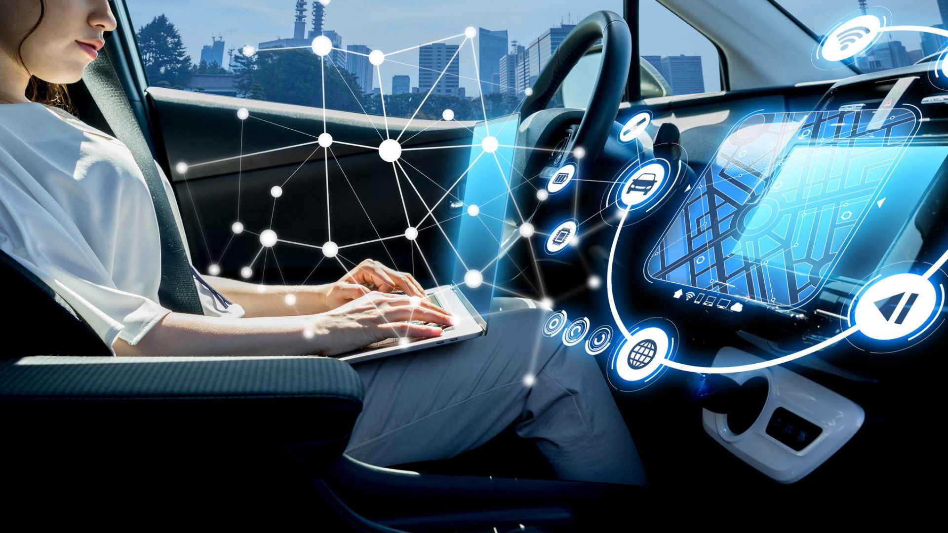 What Is ADAS Technology And How It Works In Car For Safe
