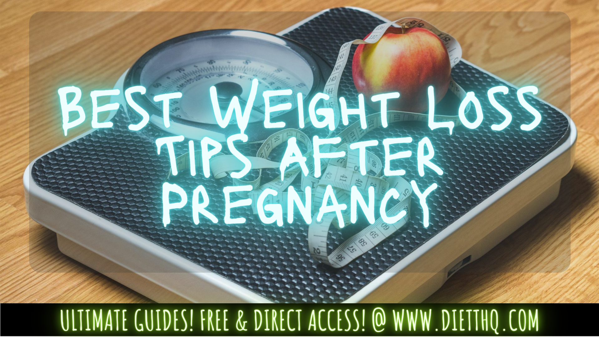 Best Weight Loss Tips After Pregnancy | by Build That Muscle Now | Jul,  2020 | Medium