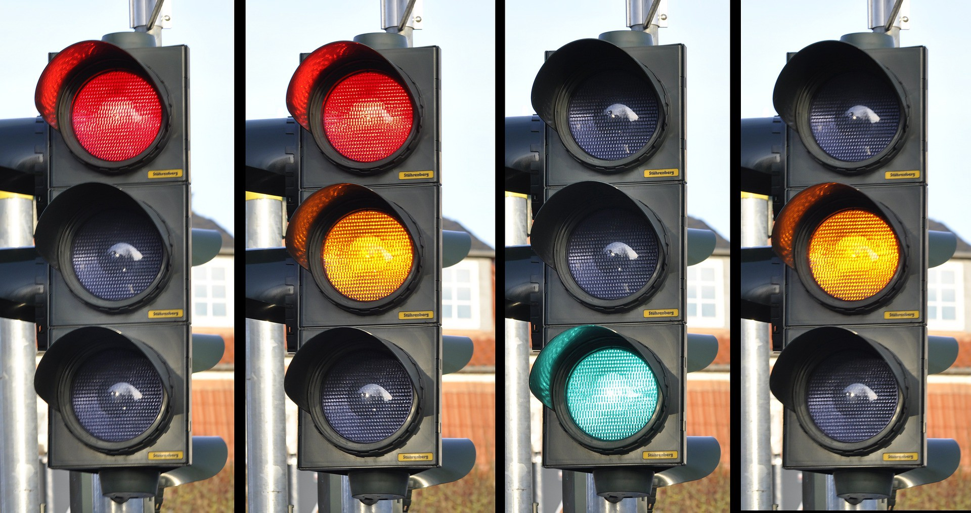 Playing with Raspberry Pi and Python: Traffic Lights