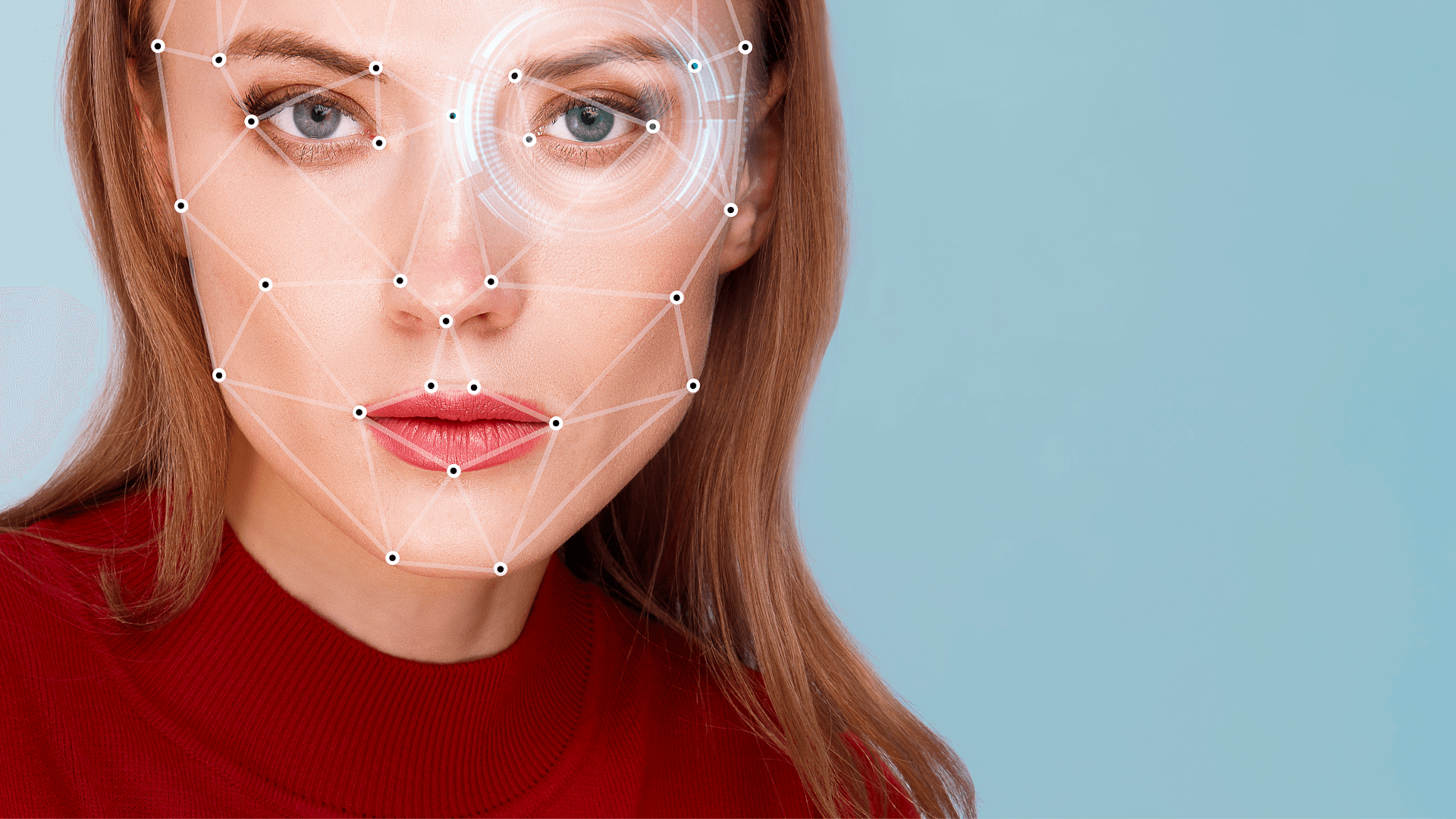 Mapping Facial Features Using Neural Networks