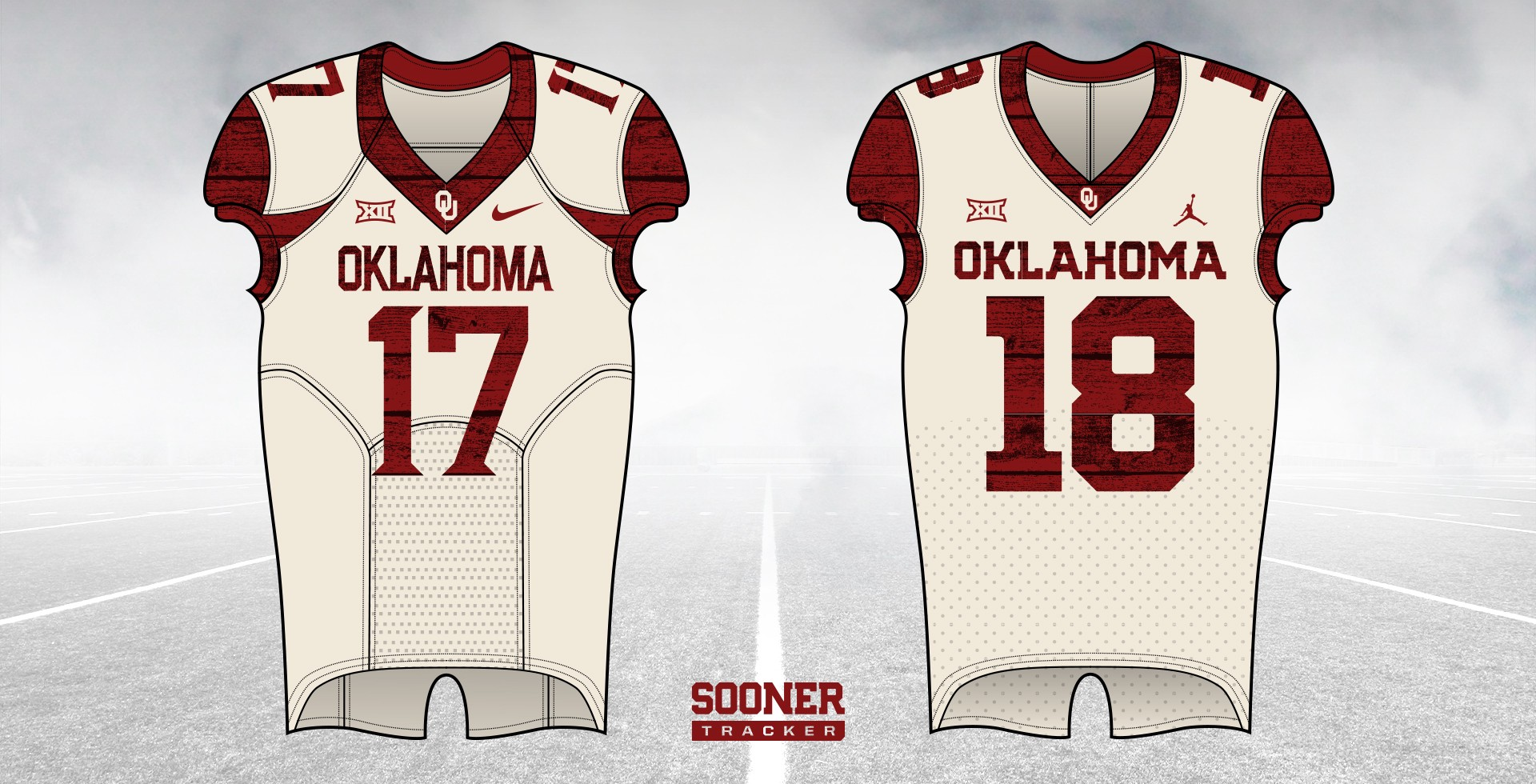 buy online 79d5e 81b04 Sooners to Refresh Roughrider Alternate Uniforms in 2018