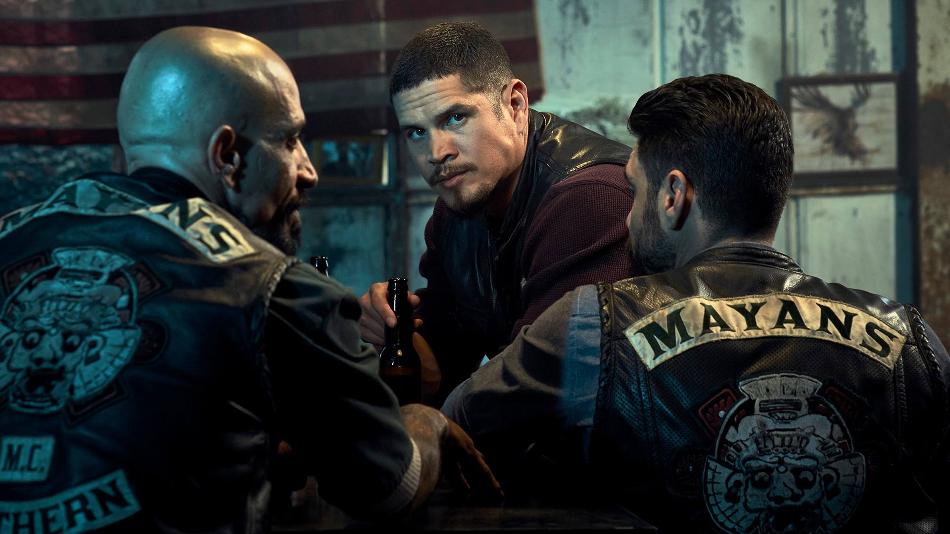 Mayans Mc Season 2 Episode Xbalanque Official On Fx