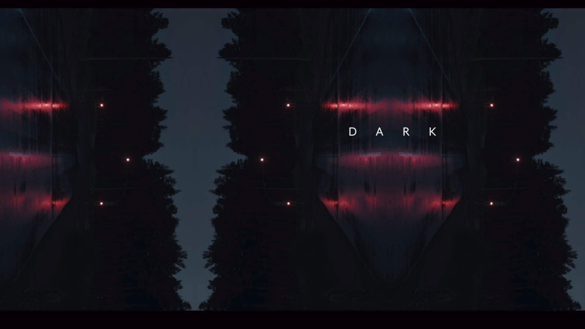 Recreating the Netflix's Dark opening effect in Html & Javascript