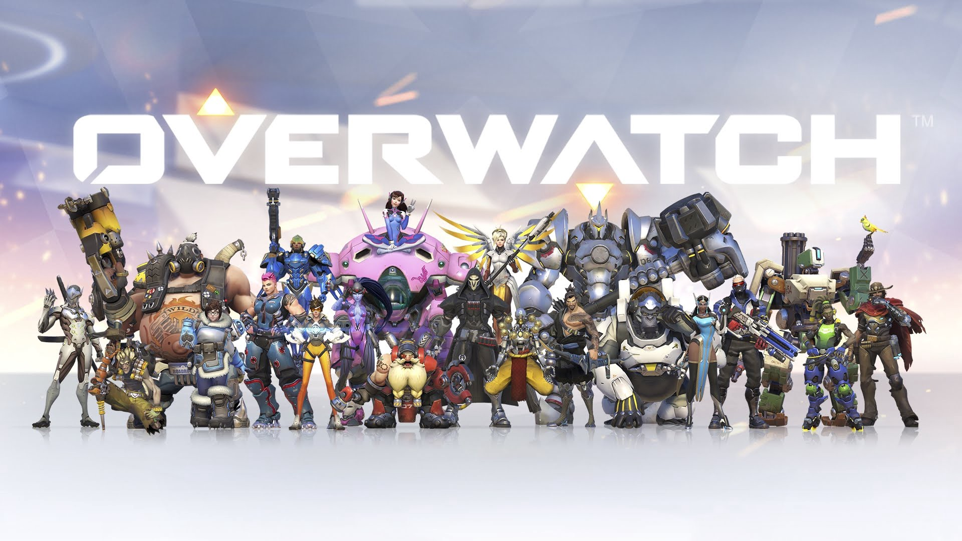 What you need to know about playing Overwatch on console