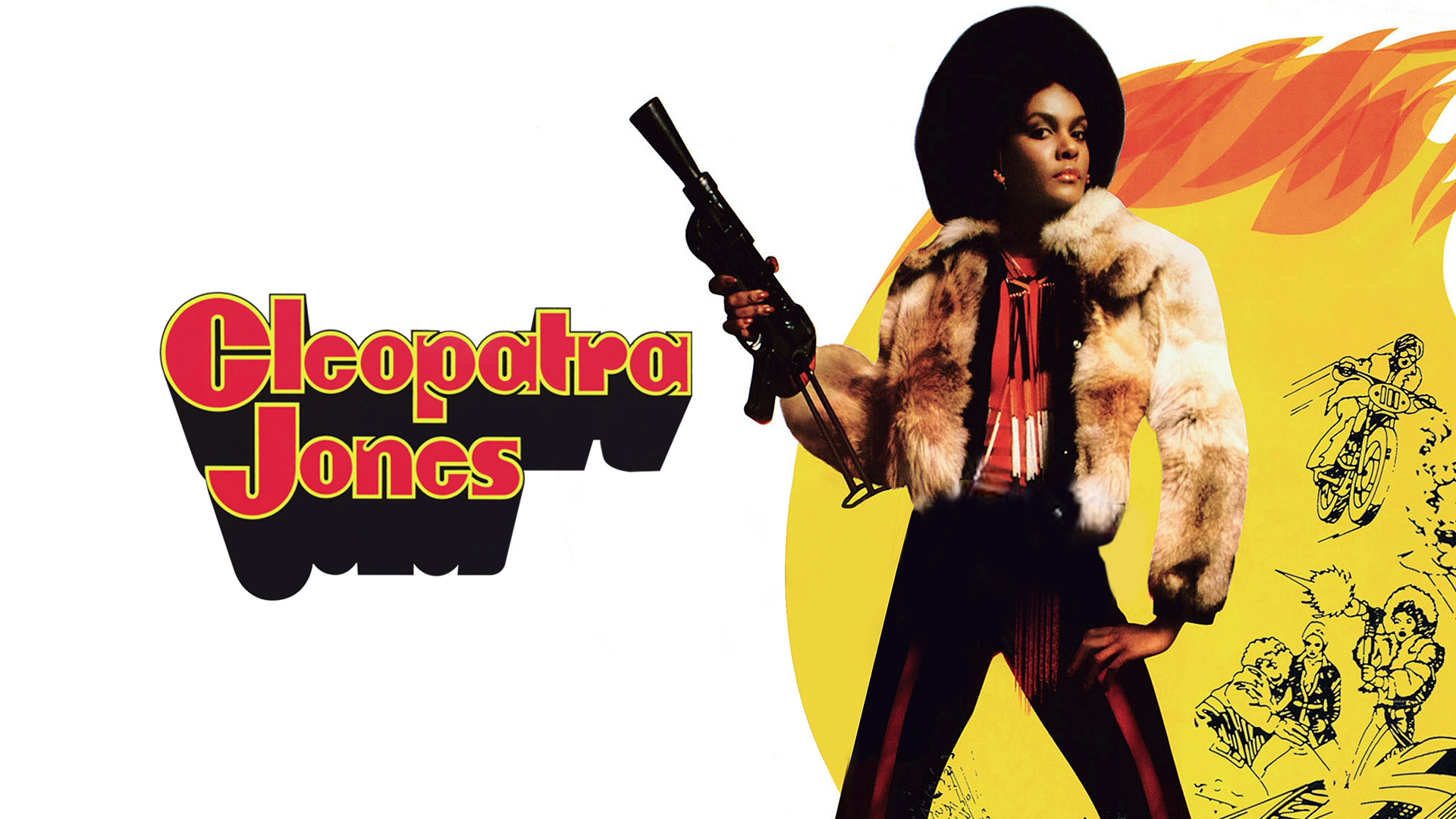 Image result for cleopatra jones""
