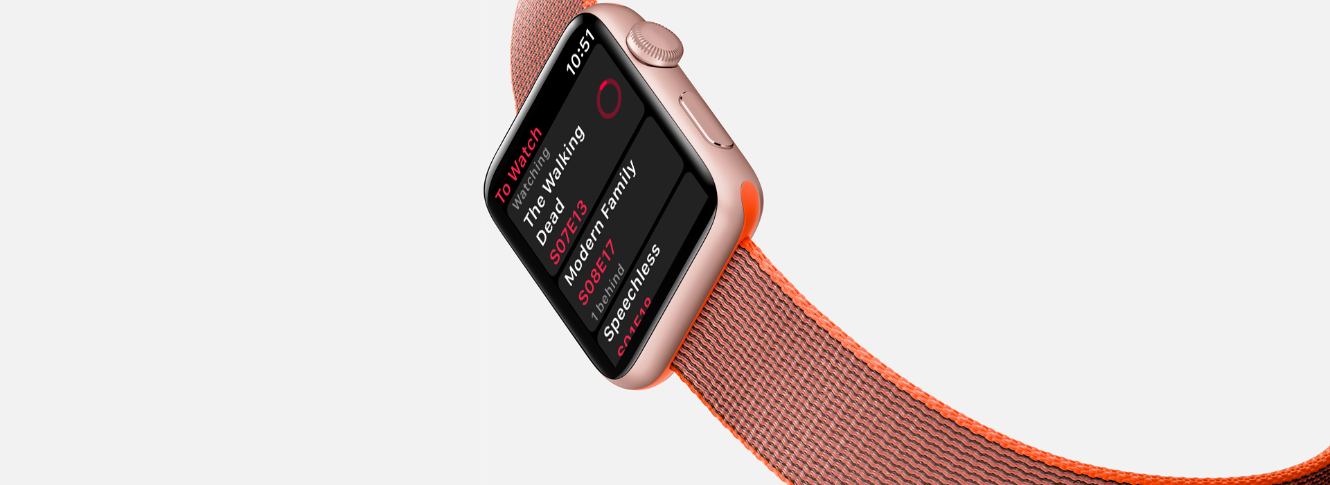 Episode Calendar.Serist 1 6 Apple Watch Calendar Redesigned User Screen Episode