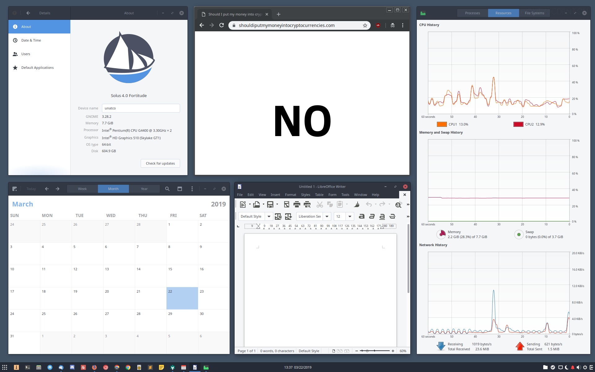 How Solus Cured My Linux Distro Hopping Addiction - Frederik