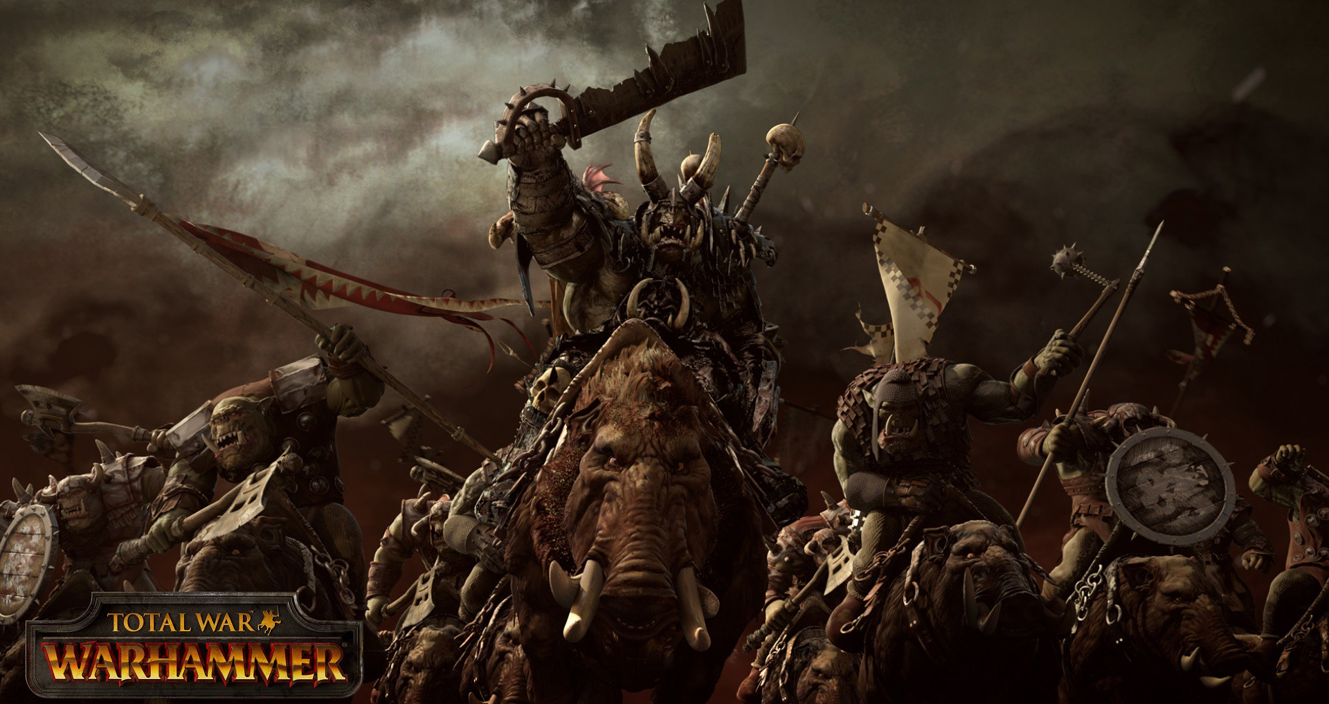 And Let Slip The Dogs Of War review — total war: warhammer - tasta