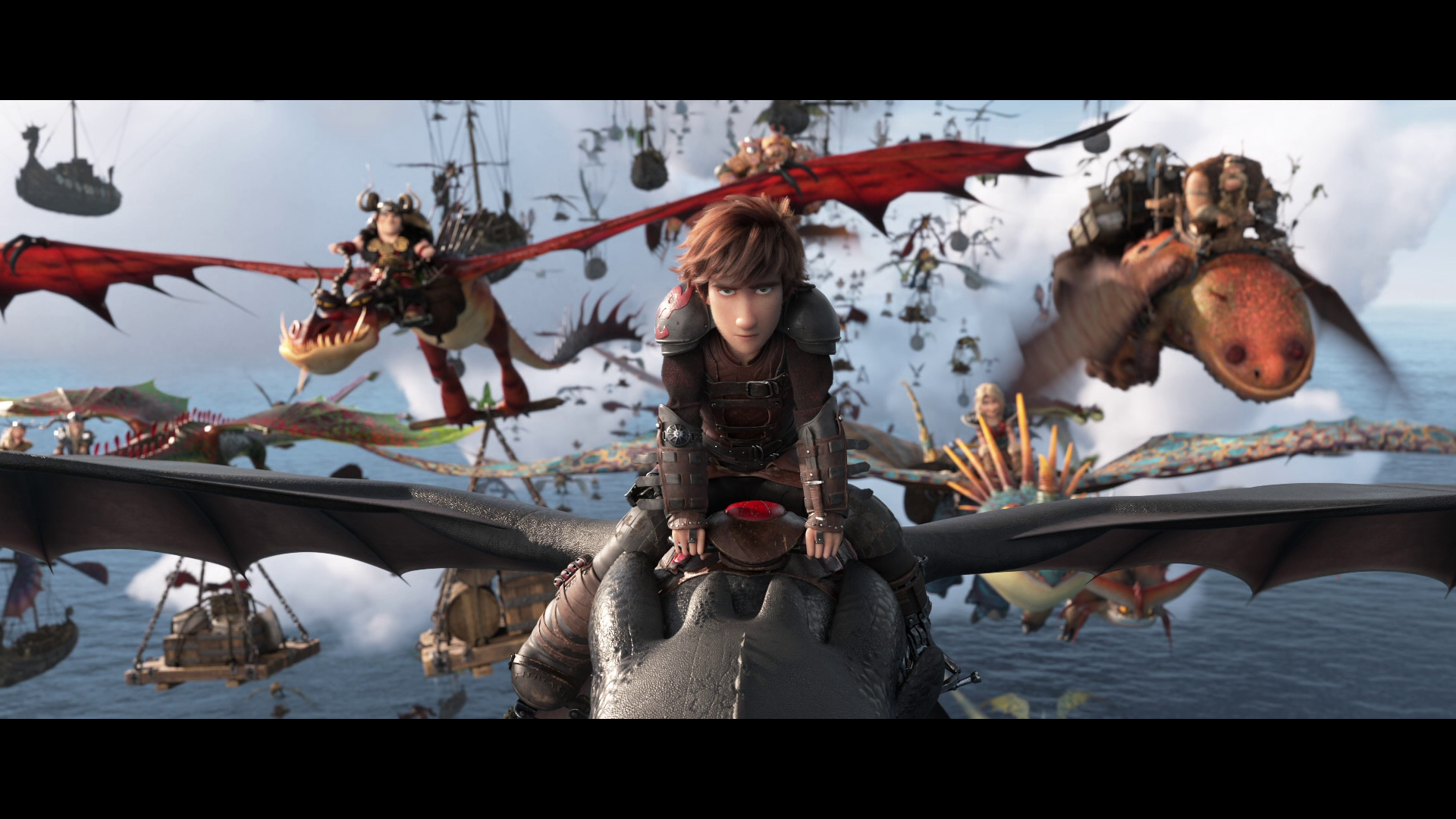 How To Train Your Dragon The Hidden World Closes Trilogy In Epic Fashion 4k Blu Ray Review By Austin Vashaw Cinapse