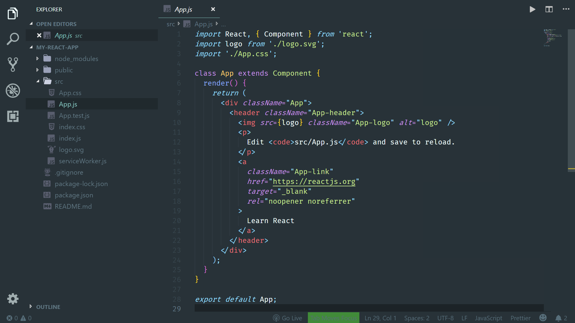A Guide to Beautifying Visual Studio Code - Bret Cameron