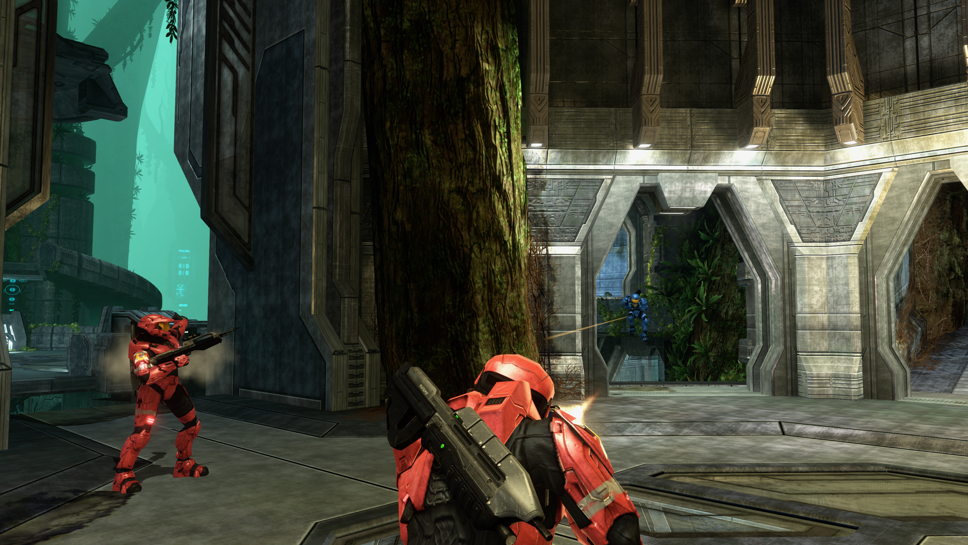 Halo's Identity Crisis or: To Sprint or not to Sprint, a