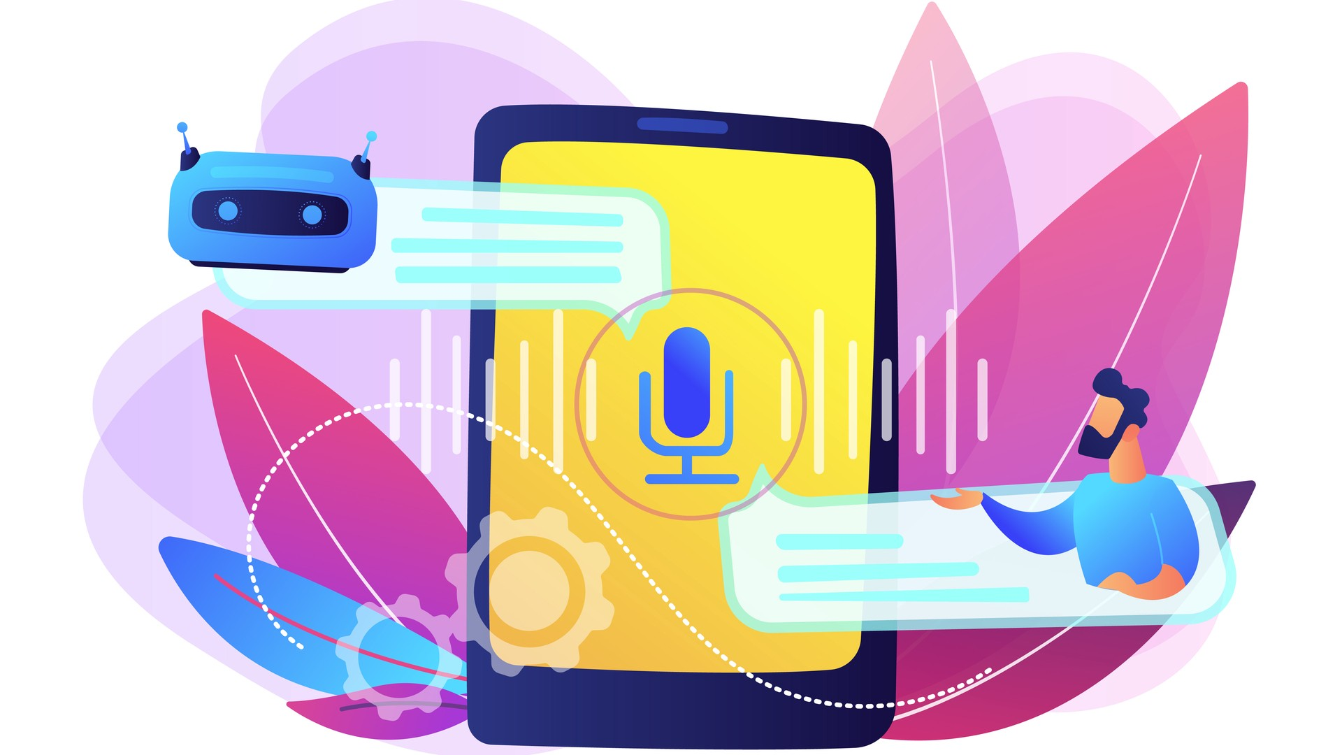 Chatbot, voicebot, voice applications, IVR, GPT-3… let's be clear!