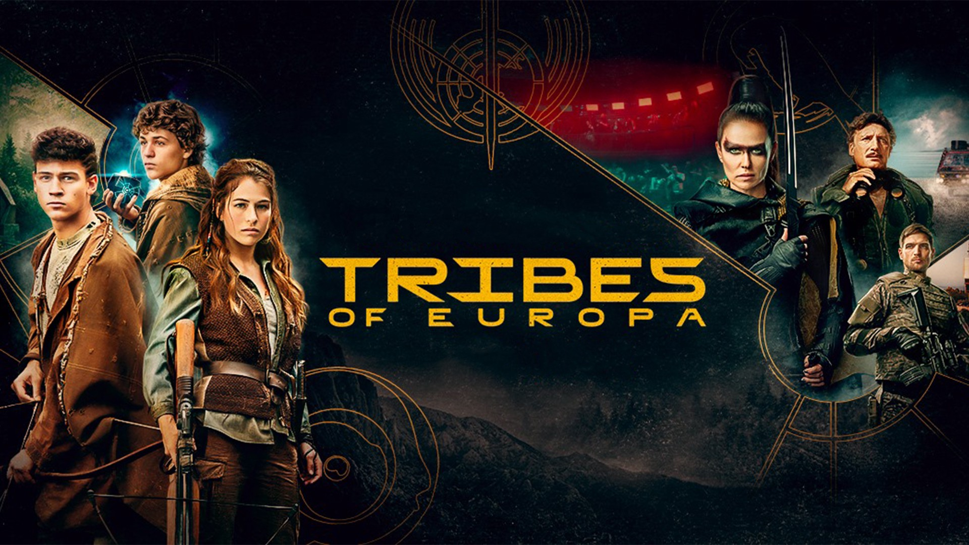 Tribes of Europa Teams Background 2