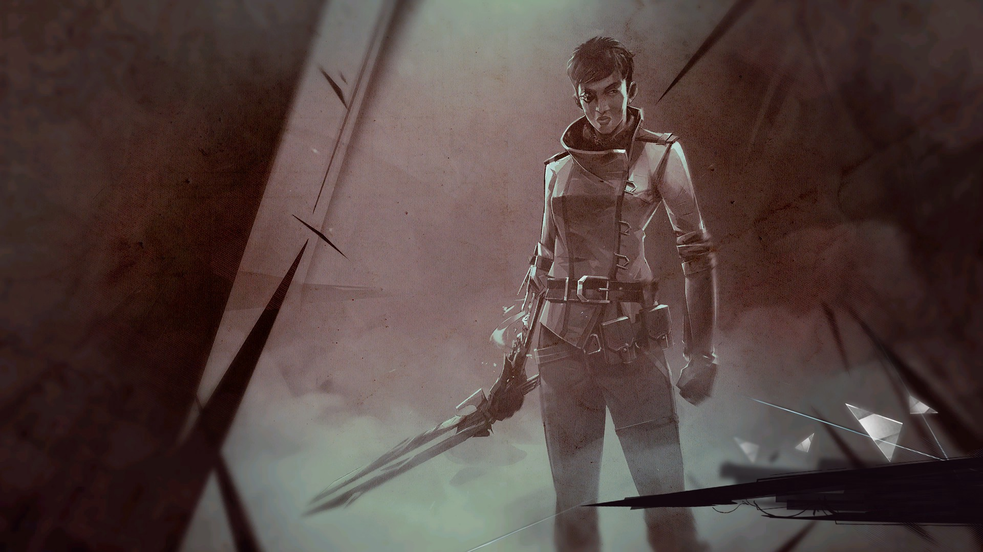 The Haunting Of Billie Lurk Queer Spectrality In The Dishonored