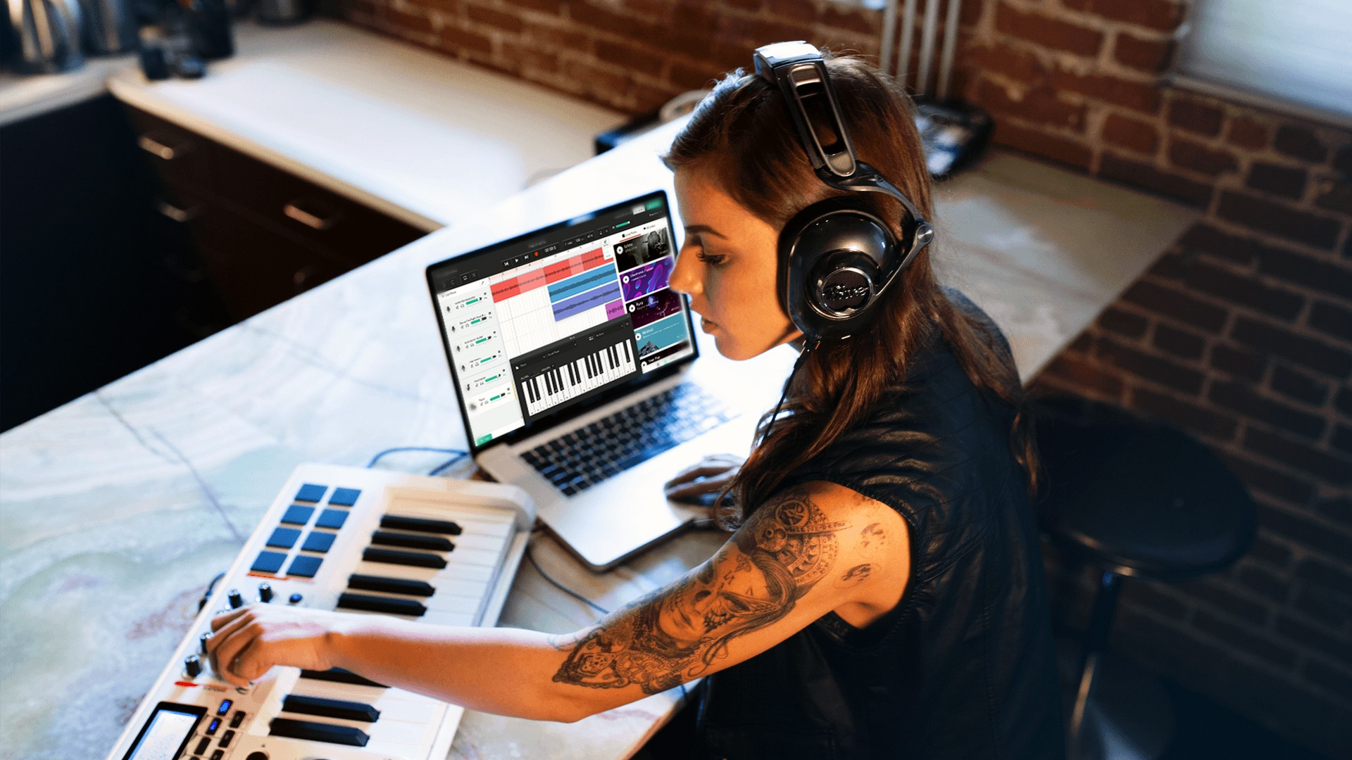 BandLab —A Combination of Soundcloud and Instagram| Music