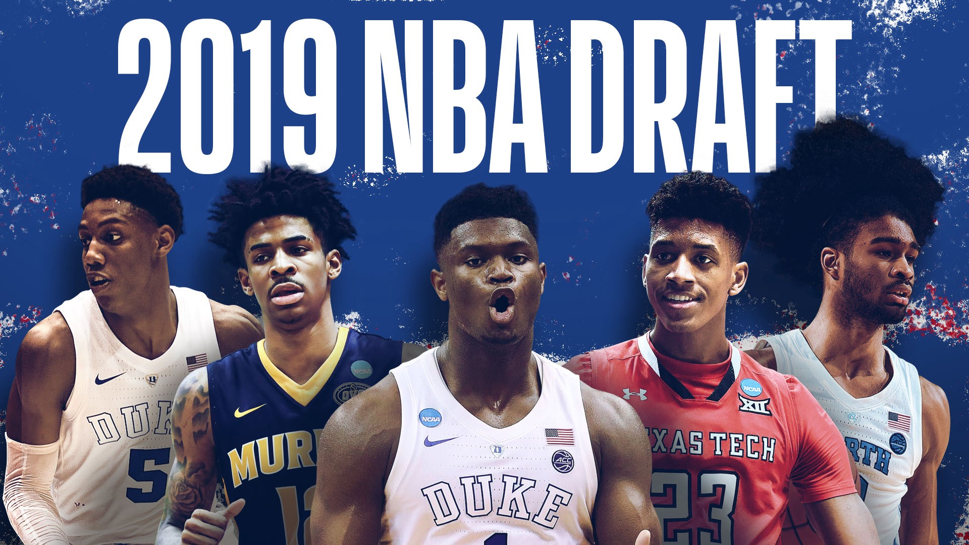 Everything you need to know on NBA Draft Day 2019