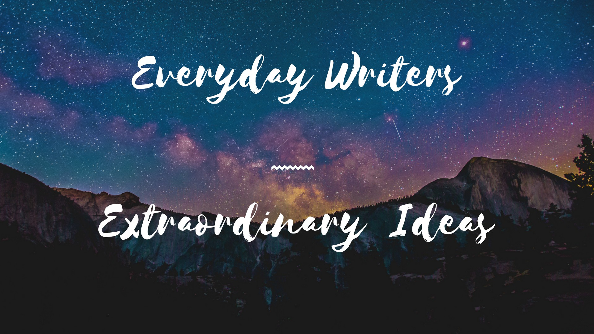 of my favourite quotes on so far writers guild medium