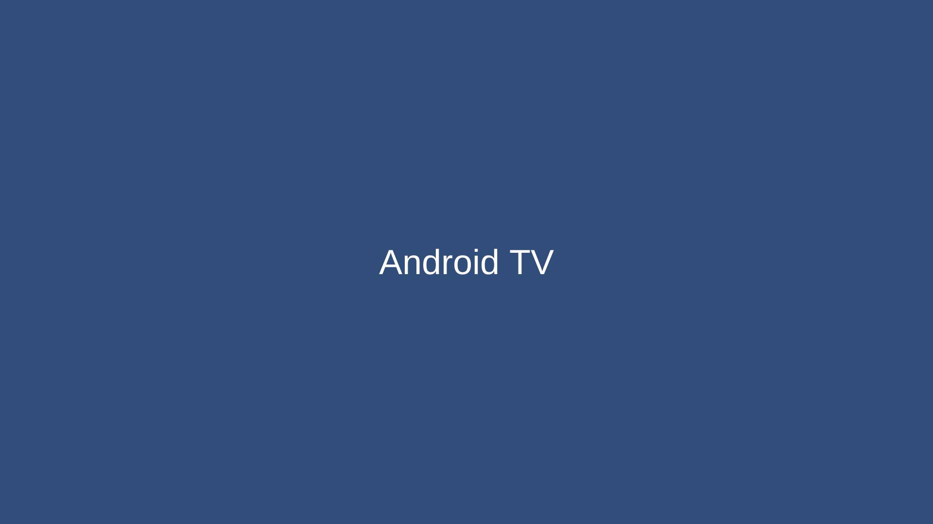 Unity Game Development: Detect Android TV at Runtime