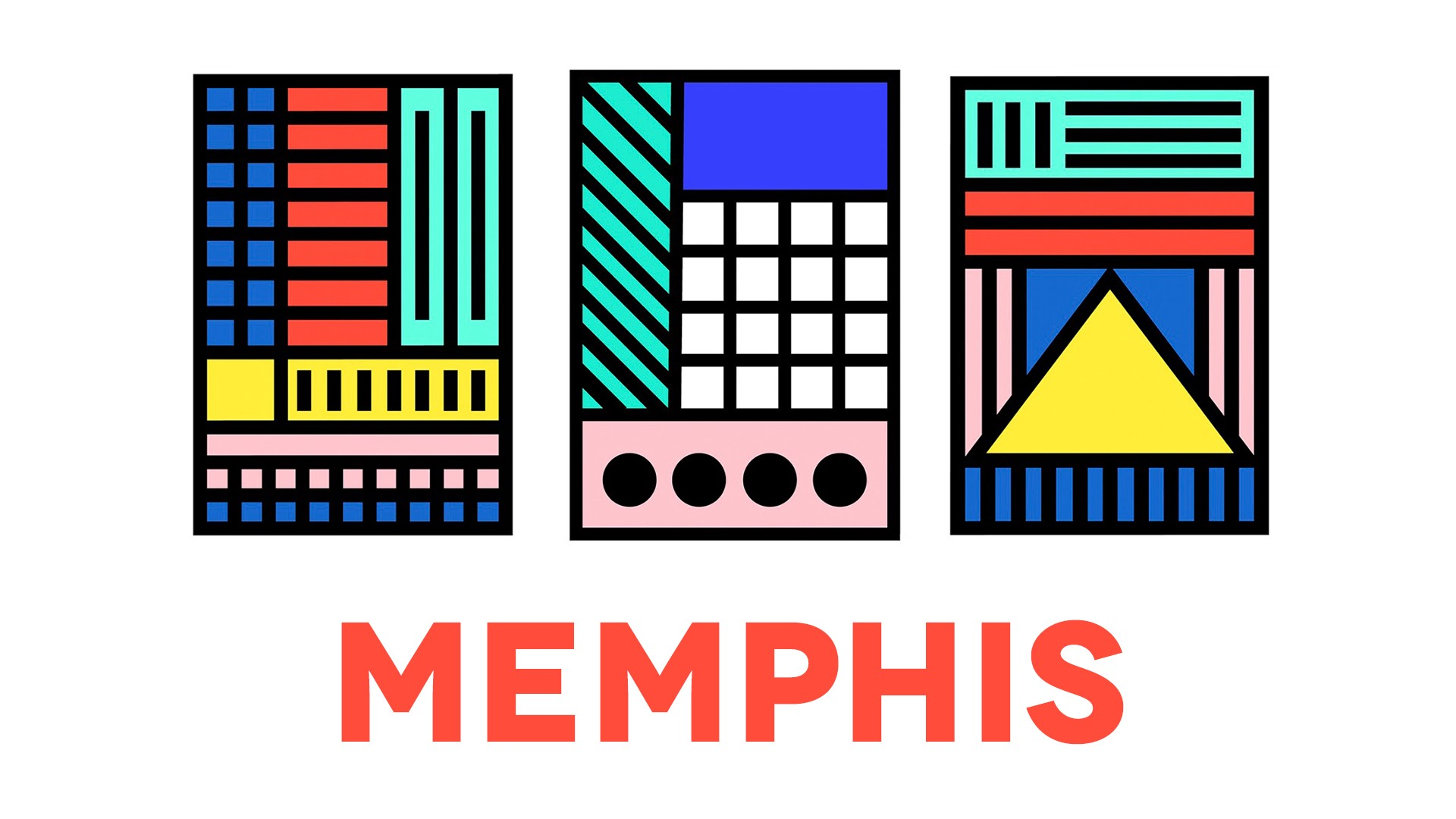 RISE of Vaporwave, Memphis and Brutalism in Design - Shahriyer Shuvo