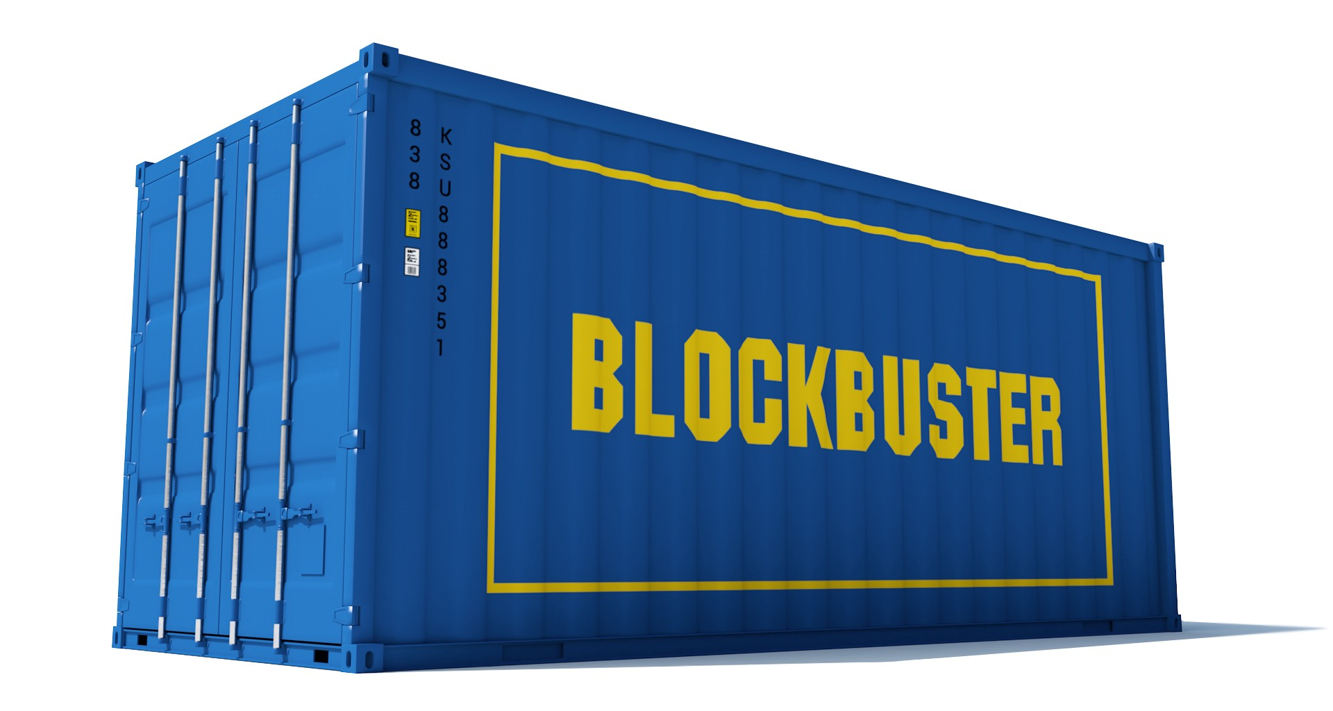 Wake Up Freight Forwarders — Your Blockbuster Moment Has