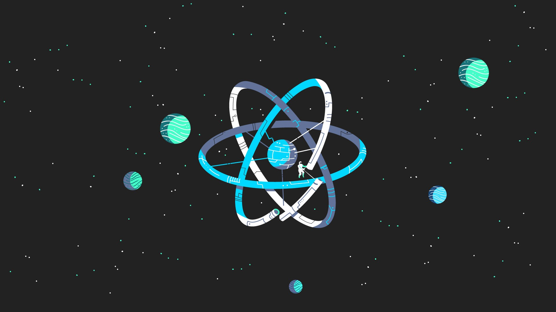 How to write event handlers in React - JavaScript in Plain