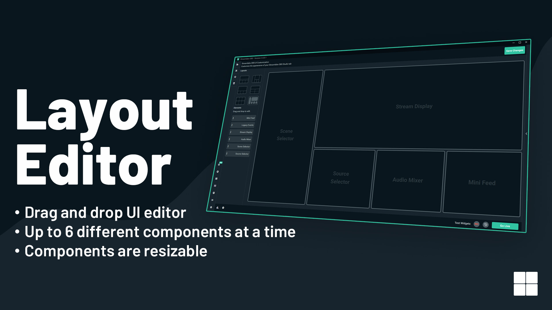 Personalize Streamlabs Obs With Our New Layout Editor By Ashray Urs Streamlabs Blog
