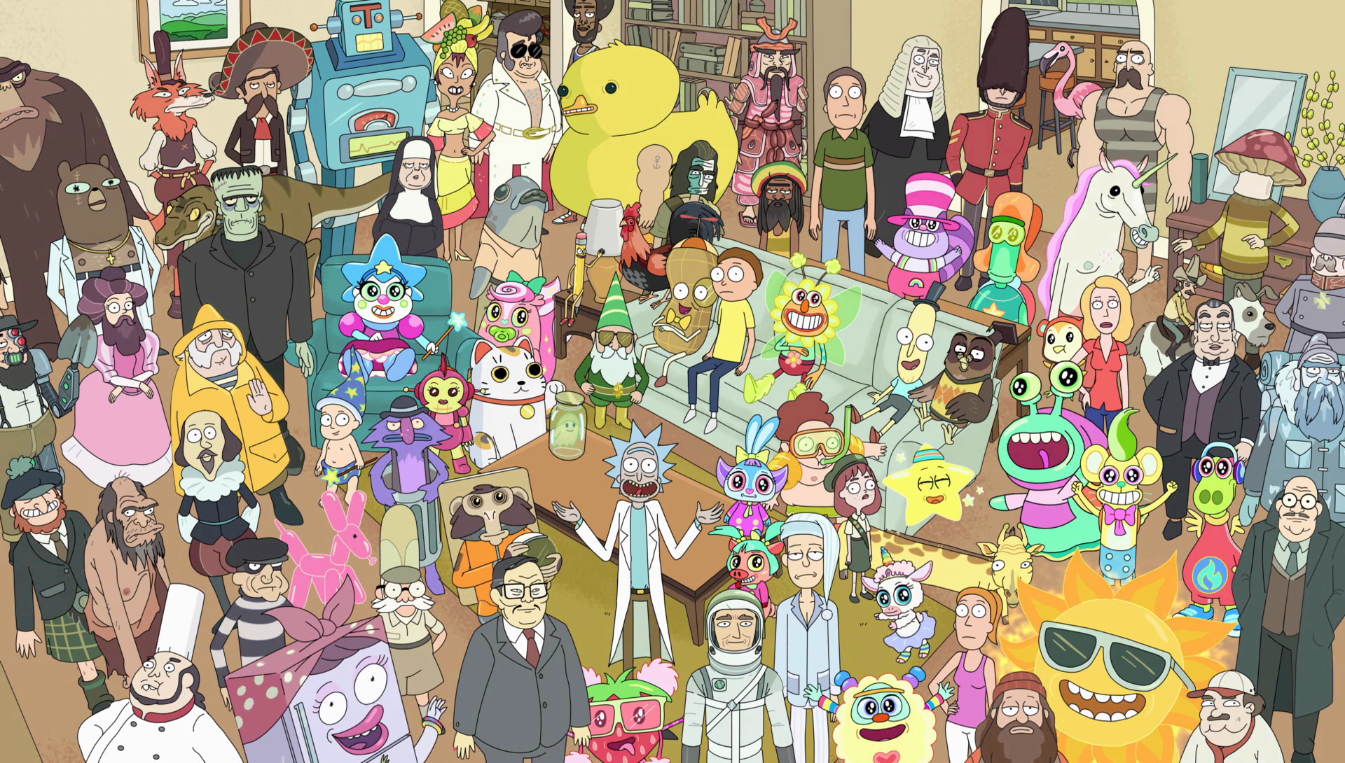 Top 5 Rick and Morty Characters We'll Miss The Most In Season 3