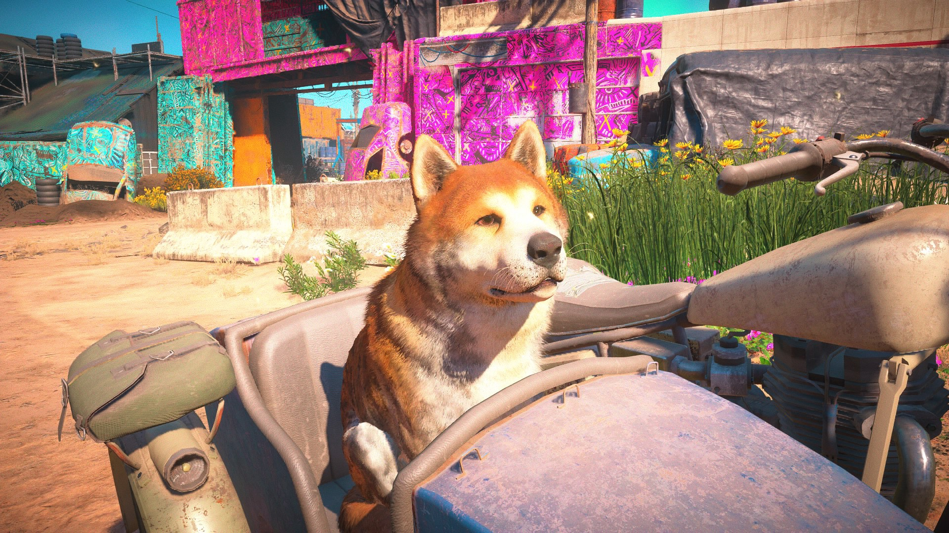 The Choice Of Experience Over Systems In Far Cry New Dawn By Gaming Experience Design Gxd Medium