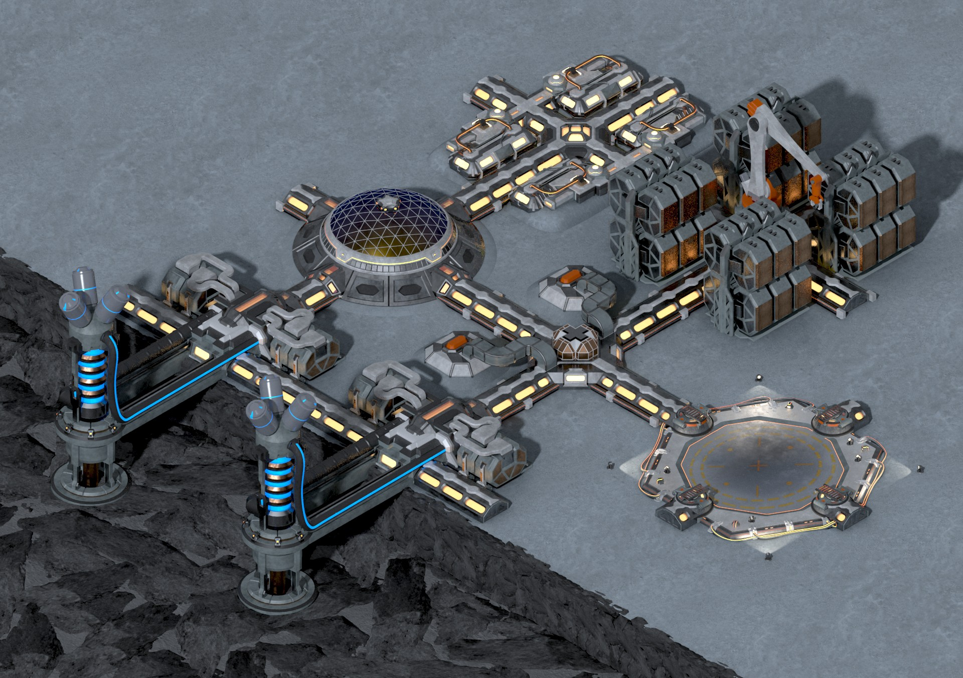 How to build your base on the Moon - MoonCryptoPolis - Medium